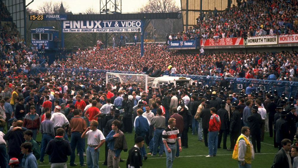 Liverpool fans 'unlawfully killed' in Hillsborough disaster