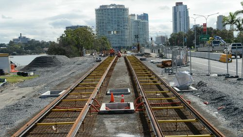 The Sydney light rail project has come under scrutiny.