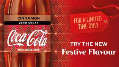Cinnamon Coca-Cola is a thing