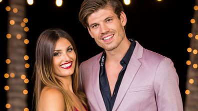 Cartier and Matthew have split two weeks after leaving the Love Island Australia 2019 Villa.