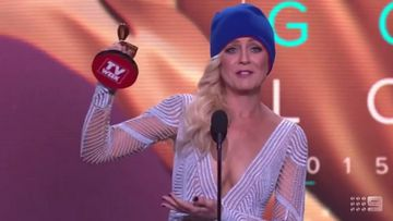 "The beanie has become the must have red carpet look after Gold Logie winner Carrie Bickmore's passionate Logies speech.<br><br> Some of the Australian charities dedicated to tackling brain cancer include: <a href=""http://www.curebraincancer.org.au""></a>http://www.curebraincancer.org.au/ and <a href=""http://www.cancer.org.au""></a>http://www.cancer.org.au/<br><br> Click through the gallery for images of the celebs donning beanies in support."