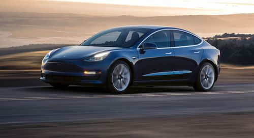 The Model 3 is one of the most popular electric vehicles on the market. Picture: Supplied