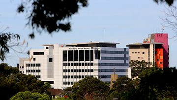 Wollongong Private Hospital.