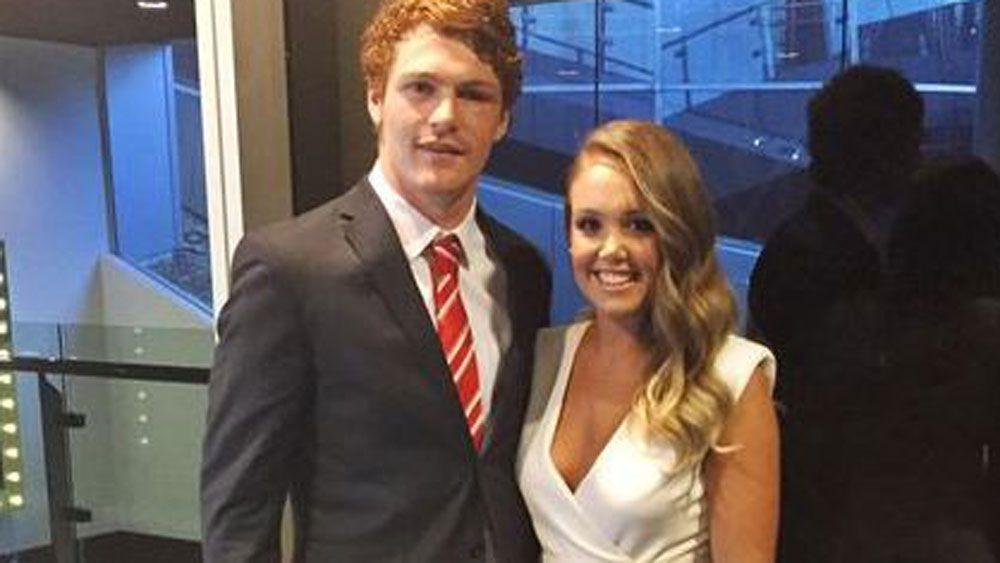 Sydney Swans star Gary Rohan reveals devastating baby news on social media