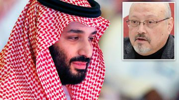 The Saudi crown prince accused of having a hand in the murder of Jamal Khashoggi reportedly told White House representatives the Washington Post journalist was a Muslim extremist.