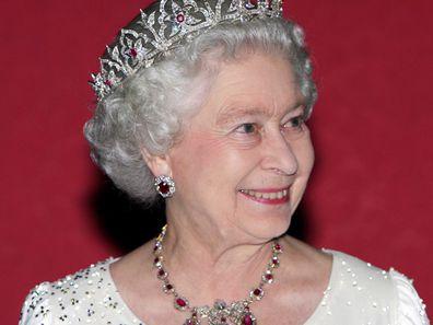 The Queen in Malta in 2005