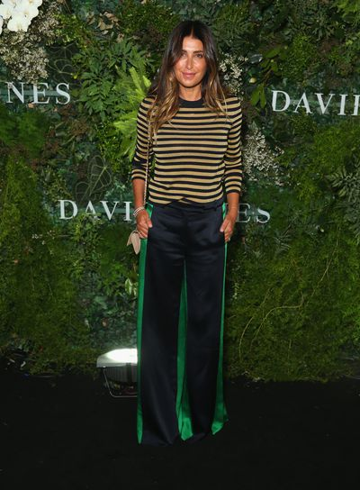 Fashion designer and model Jodhi Meares