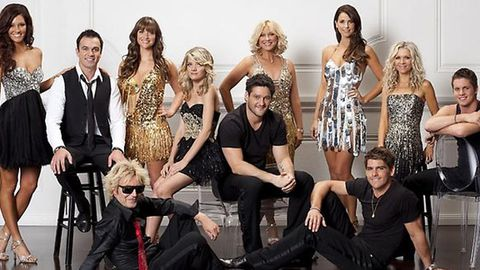 <i>Dancing With The Stars</i> 2012 cast revealed