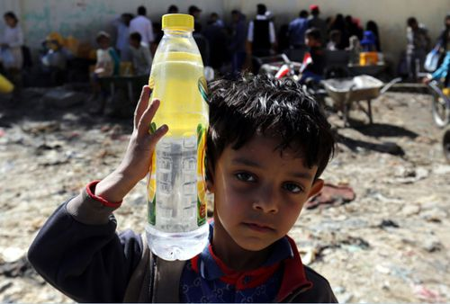'Water wars' in which people fight over access to the life-supporting resource could break out in the future, a study has warned.