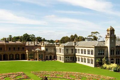 <strong>Mansion Hotel & Spa at Werribee Park</strong>