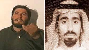 Abd al-Rahim al-Nashiri is a Saudi Arabian citizen alleged to be the al-Qaeda mastermind of the bombing of the USS Cole and other maritime terrorist attacks. (Supplied)