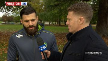 VIDEO: Mansour feeling for wife
