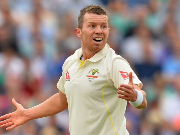 Peter Siddle. (AFP)