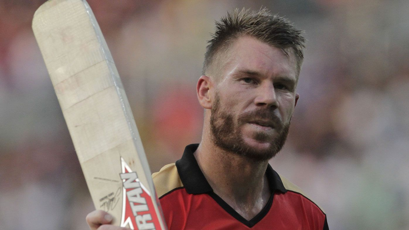 'Nervous' David Warner stars in IPL return, hitting 85 for Sunrisers Hyderabad