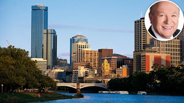 Peter Hitchener: Why I love Melbourne