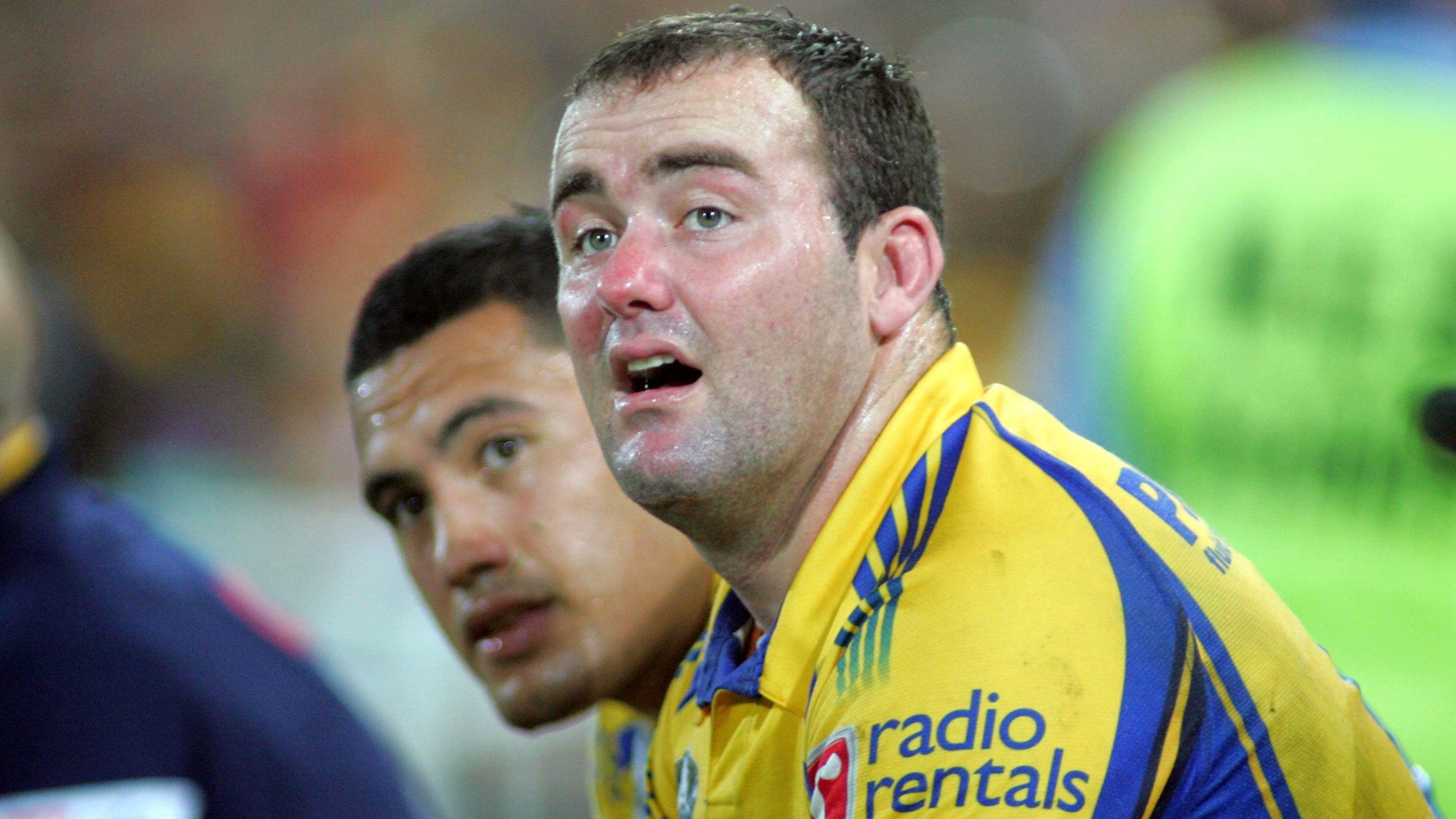 Mark Riddell admits to lying about his age during rugby league career