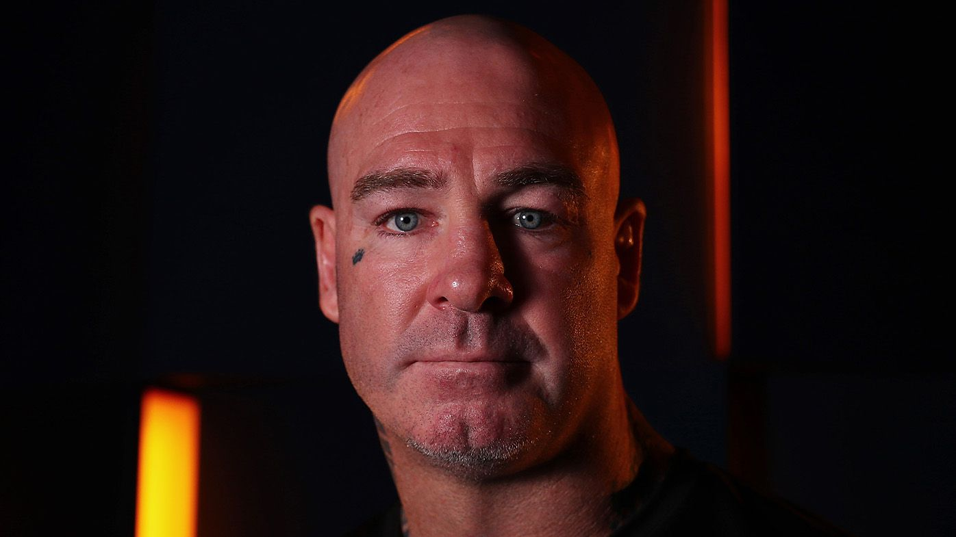 EXCLUSIVE: Lucas Browne's gripe with rugby league players who don the gloves