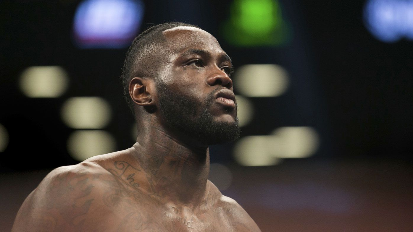 Tyson Fury Deontay Wilder rematch date