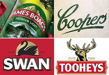 Know Australian beer? - nine Daily Quiz