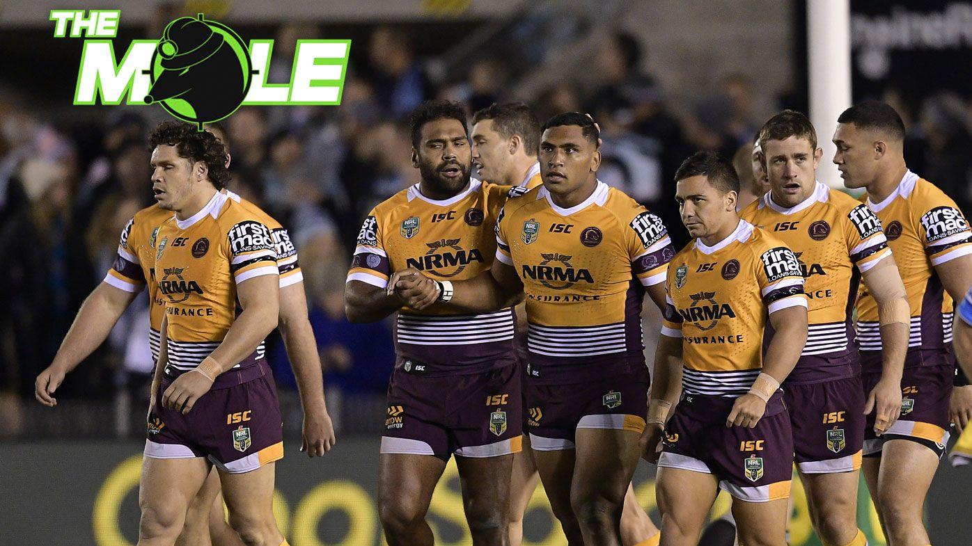 The Mole: Tri-Colours raid Brisbane play stocks