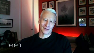 Anderson Cooper opens up about 'weird' co-parenting situation