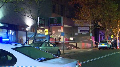 A teenager is under arrest after two others were stabbed multiple times overnight on this Cremorne street. (9NEWS)