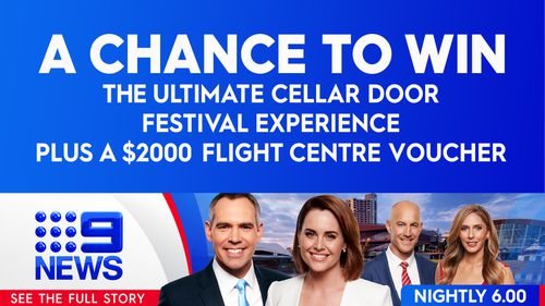 Win the Ultimate Cellar Door Fest Experience