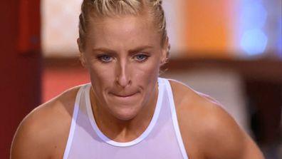 Ninja run: Betsy Burnett (Semi Final)