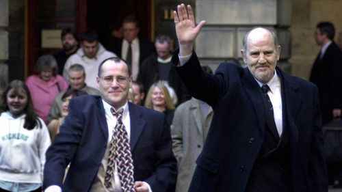 Joe Steele and TC Campbell were finally exonerated in 2004, 20 years after the Glasgow ice-cream van murders.