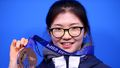 Gold medallist dropped after 'unpatriotic act'