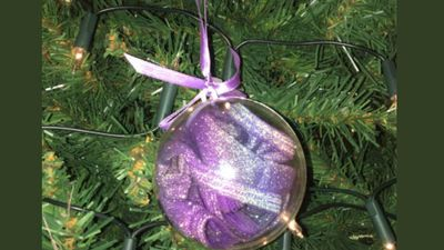 Grandmother accidentally buys 'kinky' decorations for her Christmas tree