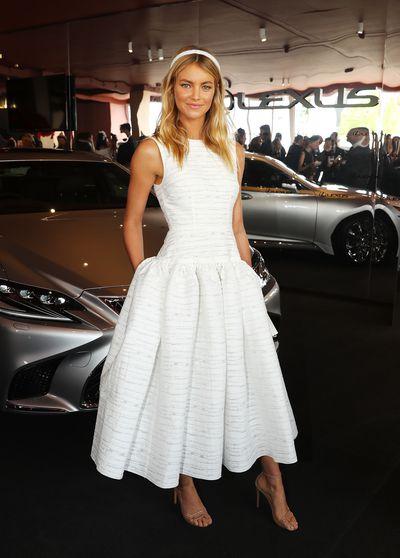 Model Elyse Taylor, 2017