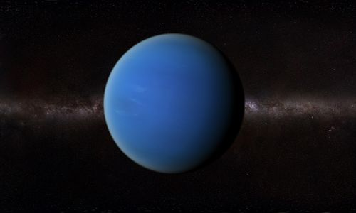 Technically known as NGTS-4b, the planet is three times the size of Earth and 20 per cent smaller than Neptune.