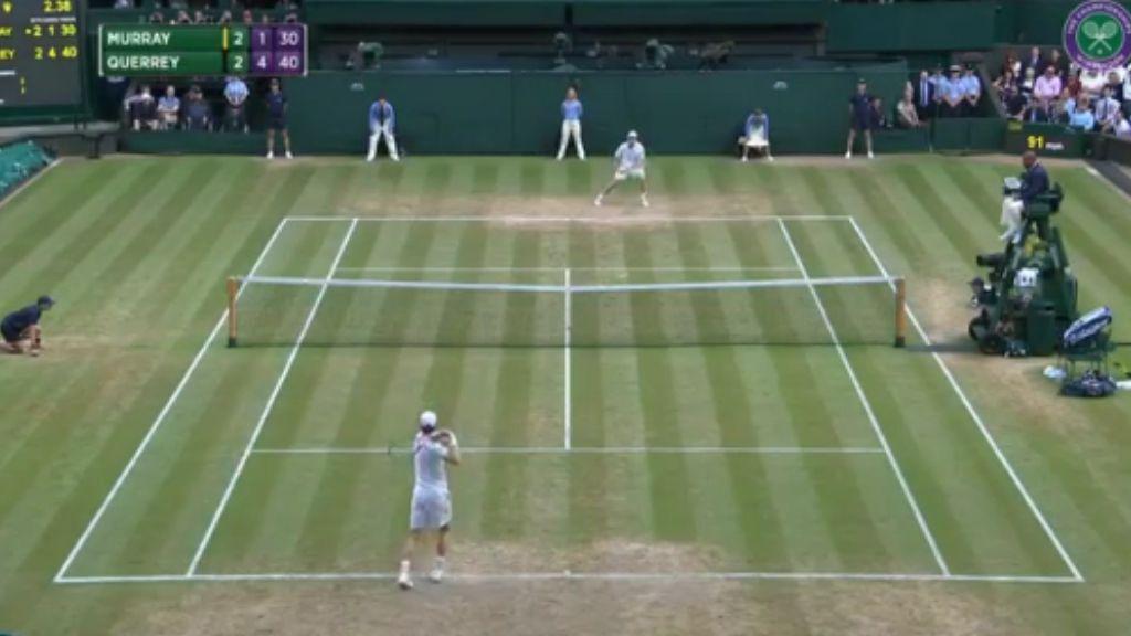 Murray crashes out of Wimbledon