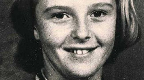 Teen's funeral 42 years after her death