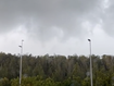 Possible tornado or waterspout in Queensland on October 22