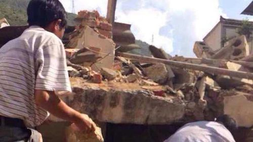 UPDATE: More than 367 dead, almost 2000 injured in China earthquake