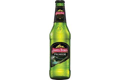 James Boag's Premium Lager (375ml): 623kj