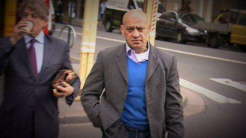 Underworld figure Sam Ibrahim has been taken to Western Australia.