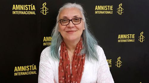 Amnesty International Turkey chief is among 11 activists charged in Turkey. (AAP)