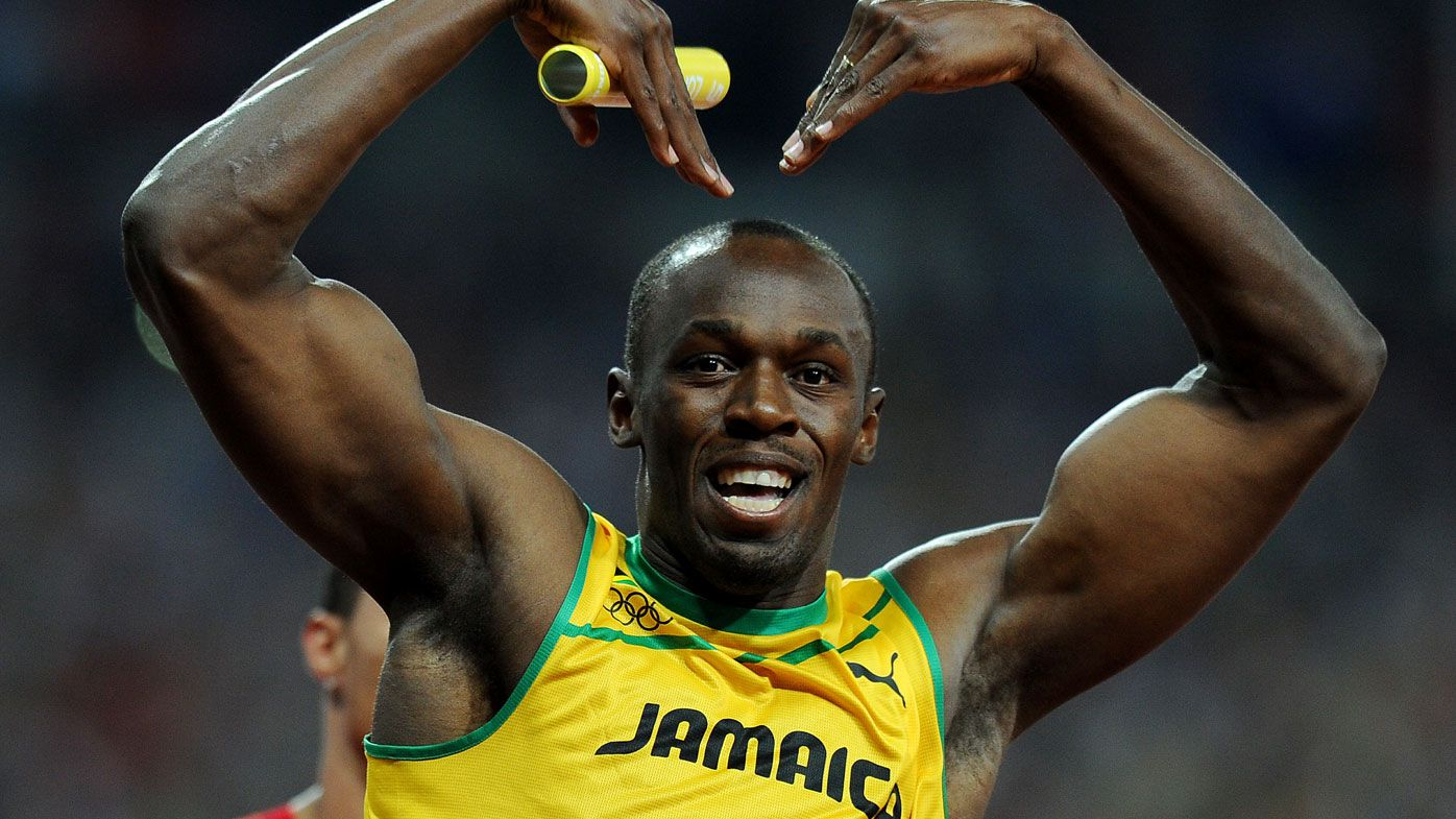 Global soccer clubs in sprint for Bolt