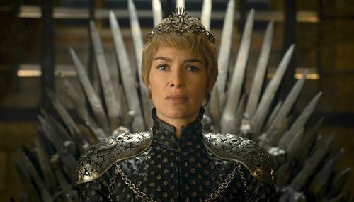 "Lena Headey in a scene from ""Game of Thrones"". (AAP/HBO)"