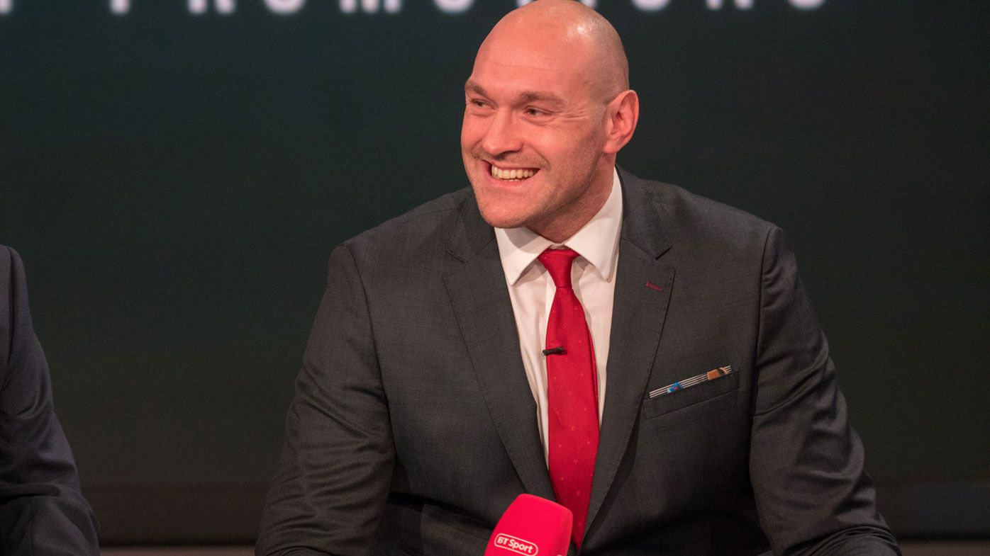 Tyson Fury survives nasty cut to defeat Swede Otto Wallin