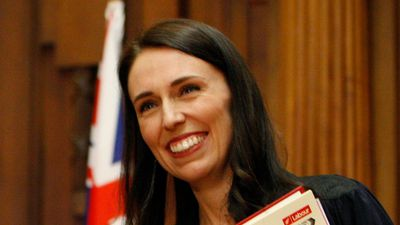 Jacinta Ardern's visit a chance to forge new future