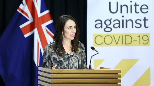 Prime Minister Jacinda Ardern put a stage four lockdown in place for New Zealand.