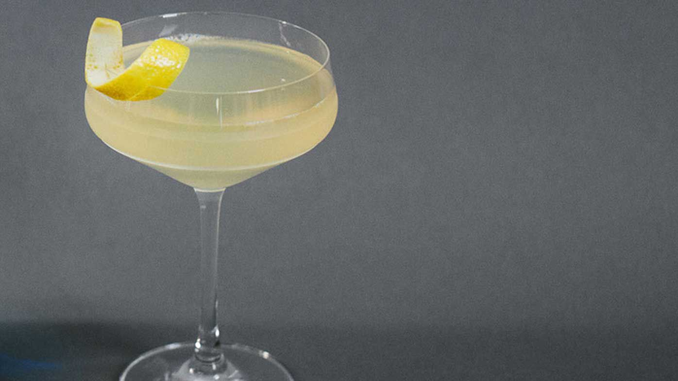 Ciroc French 75 cocktail recipe