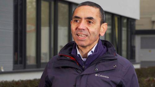 CEO Biontech Ugur Sahin
