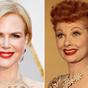 Nicole Kidman seen as Lucille Ball for first time