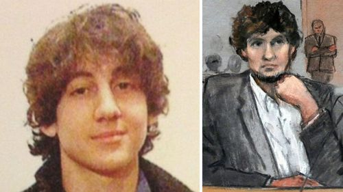 Boston bomber emotionless during harrowing victim testimony