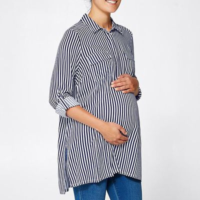 "<a href=""https://www.target.com.au/p/maternity-long-sleeve-shirt/P59842040"" target=""_blank"" draggable=""false"">Target Maternity Long-Sleeved Shirt, $29.</a>"